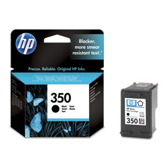 Immagine di HP CB335EE - Cartuccia nero cod. 350