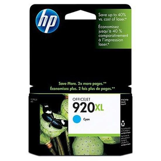Immagine di HP CD972A - Cartuccia ciano cod. 920XL