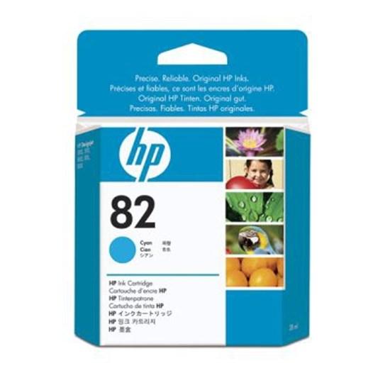 Immagine di HP CH566A - Cartuccia ciano cod. 82