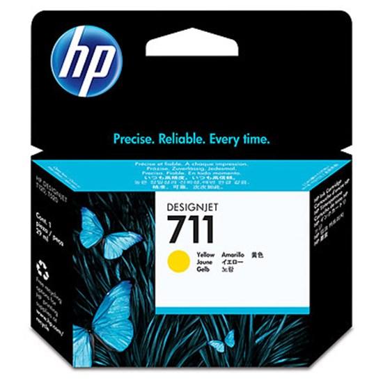 Immagine di HP CZ132A - Cartuccia giallo cod.711