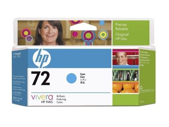 Immagine di HP C9371A - Cartuccia ciano cod. 72