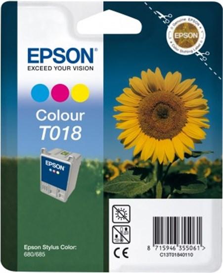 Immagine di Epson C13T01840110 -  Cartuccia Girasole Colore