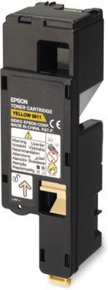Immagine di Epson C13S050611 - Toner giallo