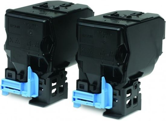 Immagine di Epson C13S050594 - Toner nero (due pezzi)