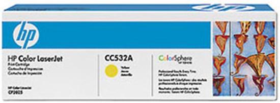 Immagine di HP CC532A - Toner giallo 304A
