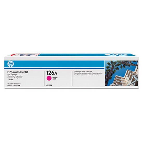 Immagine di HP CE313A - Toner magenta 126A