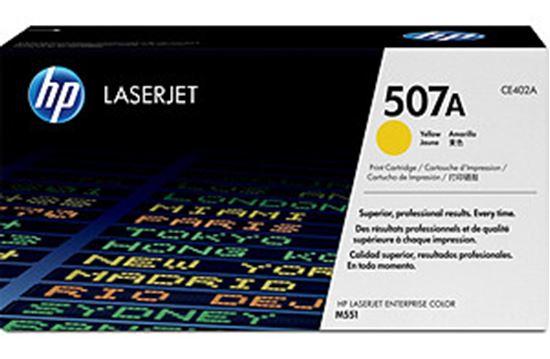 Immagine di HP CE402A - Toner giallo 507A