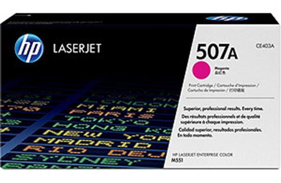 Immagine di HP CE403A - Toner magenta 507A