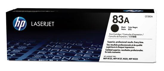 Immagine di HP CF283A - Toner nero 83A