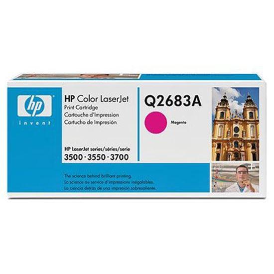 Immagine di HP Q2683A - Toner magenta 311A