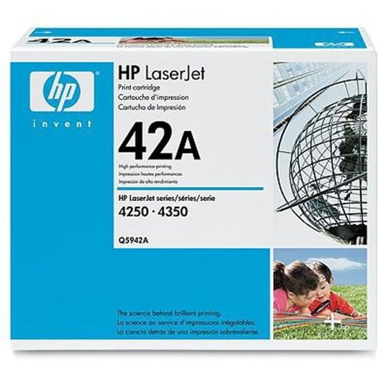 Immagine di HP Q5942A - Toner nero 42A
