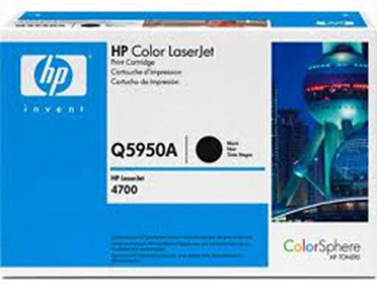 Immagine di HP Q5950A - Toner nero 643A
