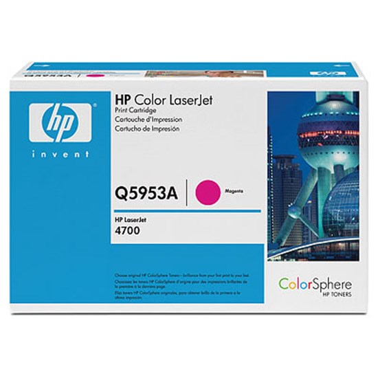 Immagine di HP Q5953A - Toner magenta 643A