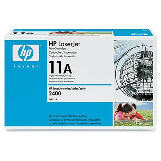Immagine di HP Q6511A - Toner nero 11A