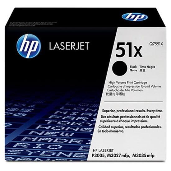 Immagine di HP Q7551X - Tone nero 51X