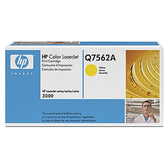 Immagine di HP Q7562A - Toner giallo 314A