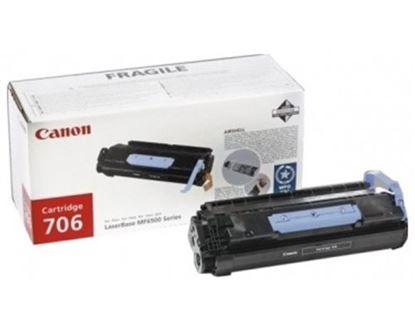 Immagine di Canon 706 - Toner nero