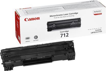 Immagine di Canon 712 - Toner nero