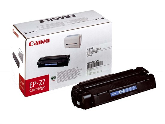 Immagine di Canon Ep-27 - Toner nero