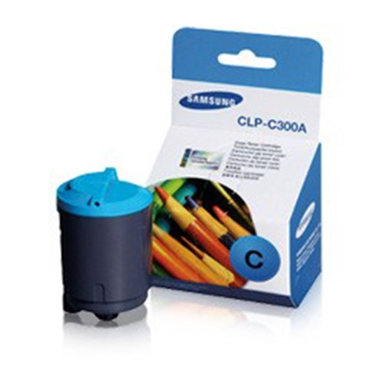 Immagine di Samsung CLP-C300A - Toner ciano
