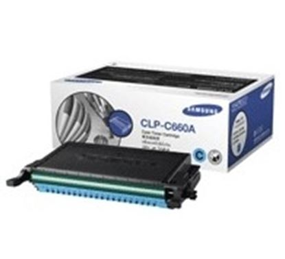 Immagine di Samsung CLP-C660A - Toner ciano