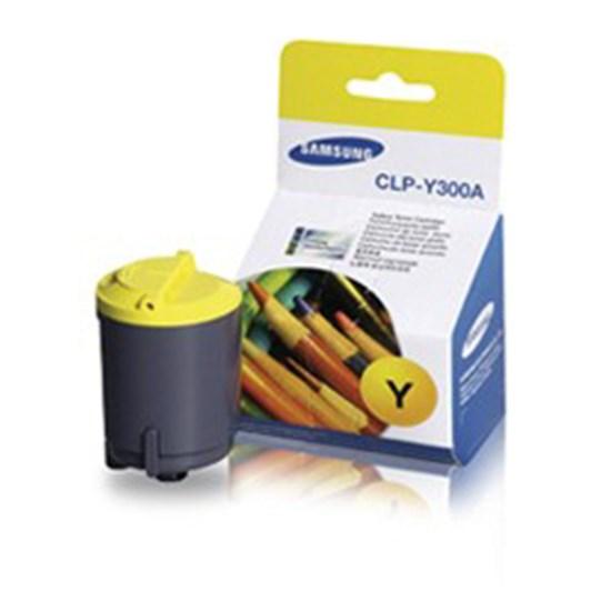 Immagine di Samsung CLP-Y300A - Toner giallo