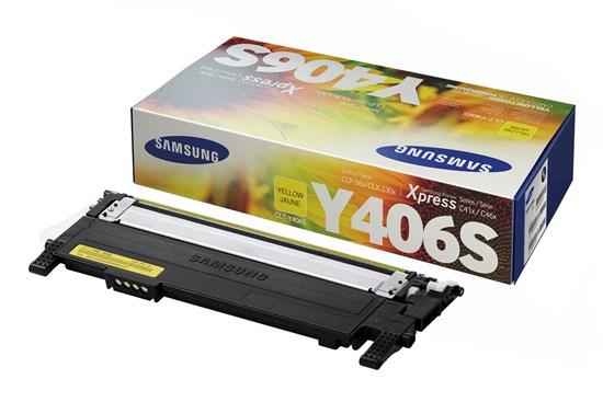 Immagine di Samsung CLT-Y406S - Toner giallo