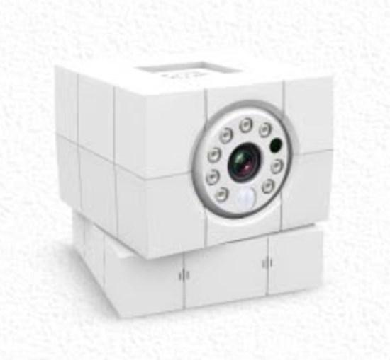 Immagine di Amaryllo iCam HD - Skype Wireless IP Camera