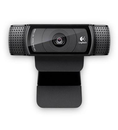 Immagine di Logitech HD Pro Webcam C920 Colore nero