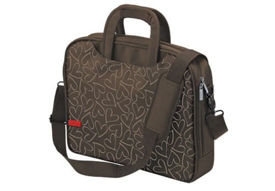 """Immagine di Trust 17040 - Oslo Carry Bag for 15.6"""" Laptops - Brown"""