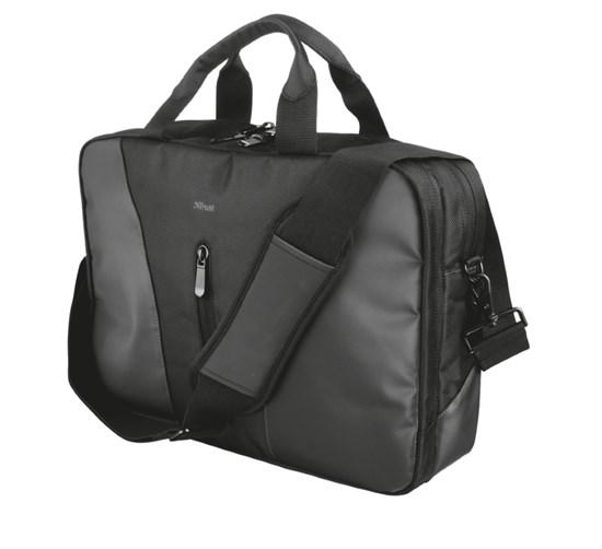 "Immagine di Trust 20356 - Modena Carry Bag for 16"" laptops - Black"