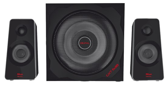 Immagine di Trsut 19755 - GXT 638 Digital Gaming Speaker 2.1