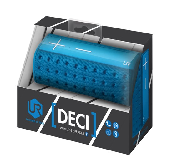Immagine di Urban Revolt 20098 - Deci Bluetooth Wireless Speaker - blue