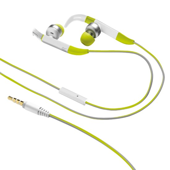 Immagine di Urban Revolt 20320 - Fit In-ear Sports Headphones - green