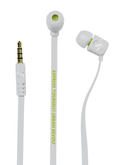 Immagine di Urban Revolt 19882 - Duga In-Ear Headphone - white
