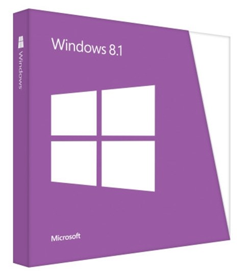 Immagine di Microsoft Windows 8.1 64 bit italiano - WN7-00611