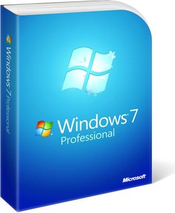 Immagine di Microsoft Windows 7 Professional 64 bit Italiano