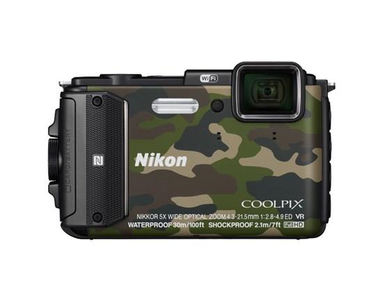 Immagine di Nikon Coolpix AW130 Camouflage