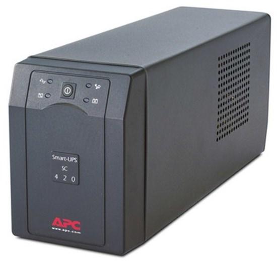 Immagine di APC Smart-UPS SC 420VA 230V