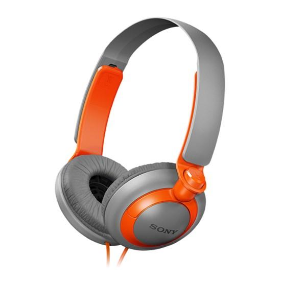 Immagine di Sony MDR-XB200D - Cuffia Extra Bass Grigio-Arancione