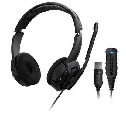 Immagine di Roccat Kulo - Virtual 7.1 USB Gaming Handset Rev. B