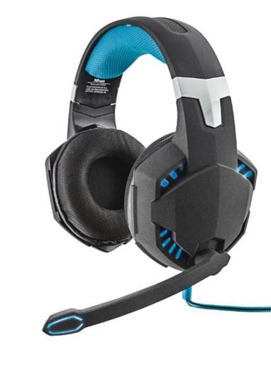 Immagine di Trust 20407 - GXT 363 7.1 Bass Vibration Headset
