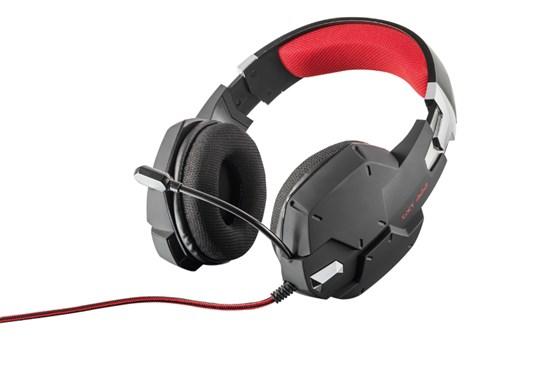 Immagine di Trust 20408 - GXT 322 Dynamic Headset Black