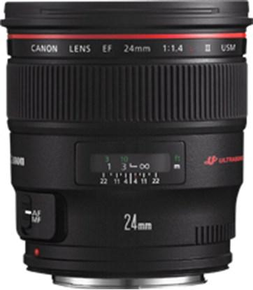 Immagine di Canon EF 24 mm f/1.4 L II USM