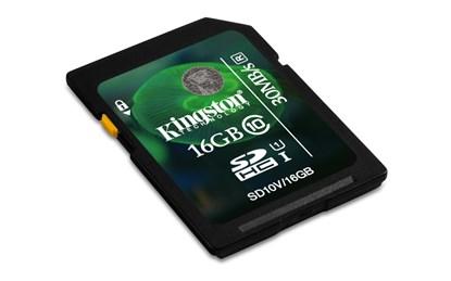 Immagine di Kingston SDHC classe 10- 16GB