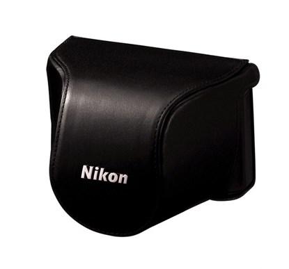 Immagine di Nikon CB-N2000SA Nera - Custodia per Nikon 1 J1 + 10-30 mm