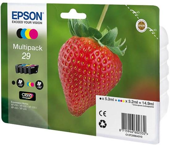 Immagine di Epson C13T29864010 - Multipack Fragola