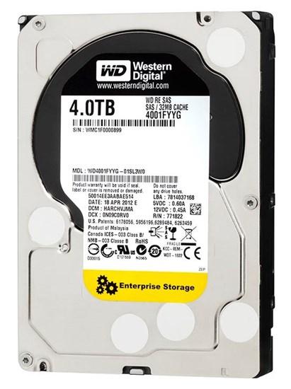 Immagine di Western Digital WD4001FYYG Re 4 TB