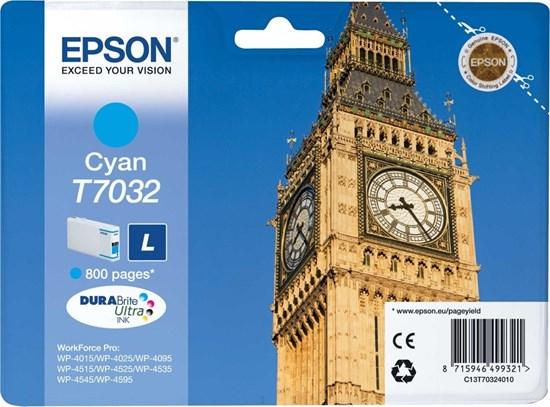 Immagine di Epson C13T70324010 - Serbatoio Big Ben Ciano