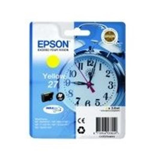 Immagine di Epson C13T27044010 - Cartuccia Orologio Giallo